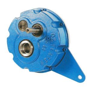 Цилиндрический редуктор Q Series 01