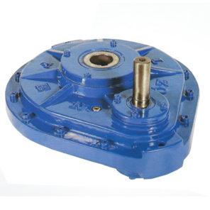 Цилиндрический редуктор T Series 01